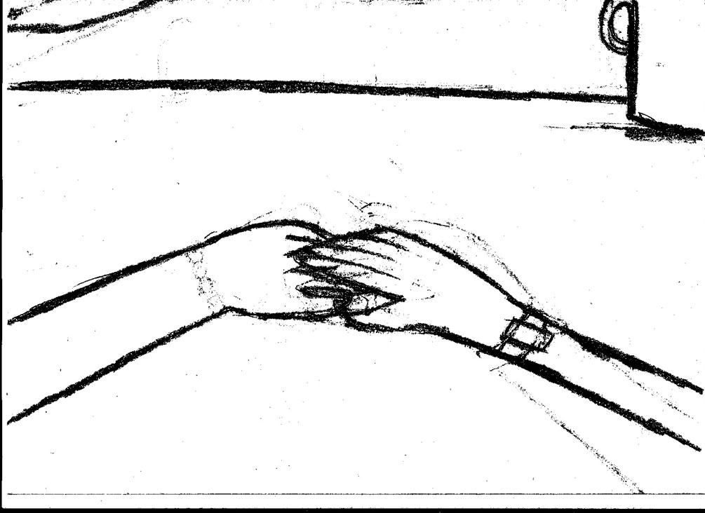 Hands Held Together Drawing Hands Held Together